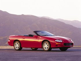 Ver foto 1 de Chevrolet Camaro Z28 Convertible 1999