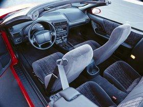 Ver foto 11 de Chevrolet Camaro Z28 Convertible 1999