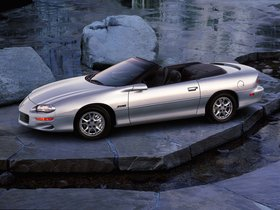 Ver foto 9 de Chevrolet Camaro Z28 Convertible 1999