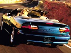 Ver foto 7 de Chevrolet Camaro Z28 Convertible 1999