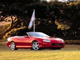 Ver foto 6 de Chevrolet Camaro Z28 Convertible 1999