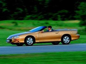 Ver foto 4 de Chevrolet Camaro Z28 Convertible 1999