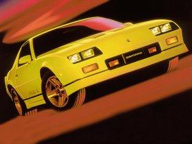 Ver foto 6 de Chevrolet Camaro Z28 IROC-Z 1985