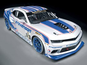 Fotos de Chevrolet Camaro Z28 R Race Car 2014