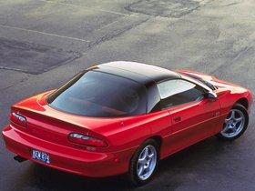 Ver foto 2 de Chevrolet Camaro Z28 SS 1996