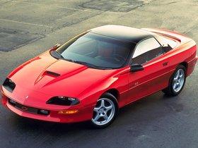 Fotos de Chevrolet Camaro Z28 SS 1996