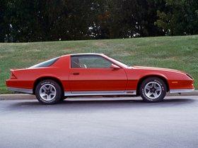 Ver foto 3 de Chevrolet Camaro Z28 T-Top 1982