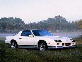 Ver foto 2 de Chevrolet Camaro Z28 T-Top 1982