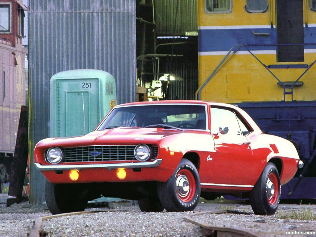 Foto 7 de Chevrolet Camaro ZL-1 1969