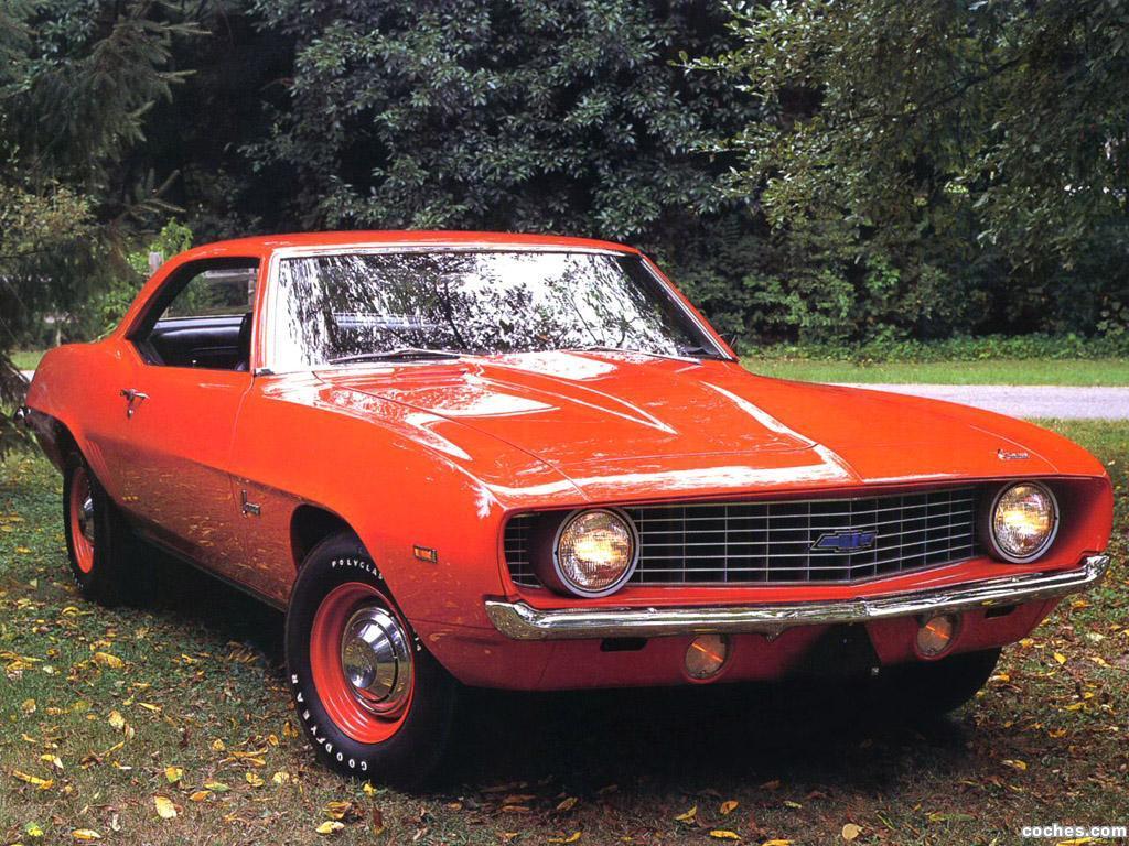 Foto 5 de Chevrolet Camaro ZL-1 1969