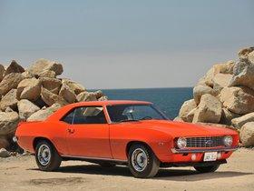Ver foto 2 de Chevrolet Camaro ZL-1 1969