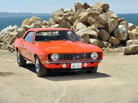 Ver foto 11 de Chevrolet Camaro ZL-1 1969