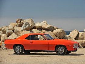 Ver foto 10 de Chevrolet Camaro ZL-1 1969