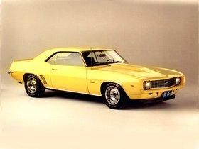 Ver foto 9 de Chevrolet Camaro ZL-1 1969