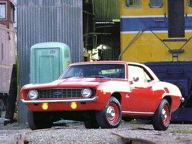 Ver foto 8 de Chevrolet Camaro ZL-1 1969