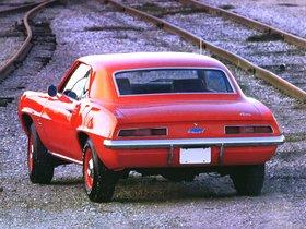 Ver foto 7 de Chevrolet Camaro ZL-1 1969
