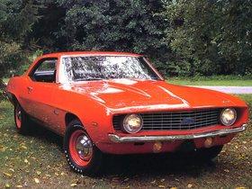 Ver foto 6 de Chevrolet Camaro ZL-1 1969