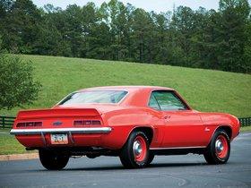 Ver foto 5 de Chevrolet Camaro ZL-1 1969