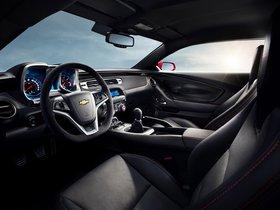 Ver foto 8 de Chevrolet Camaro ZL1 2011