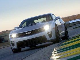 Ver foto 20 de Chevrolet Camaro ZL1 2011
