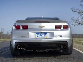 Ver foto 16 de Chevrolet Camaro ZL1 2011