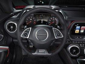 Ver foto 6 de Chevrolet Camaro ZL1 2016