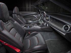 Ver foto 3 de Chevrolet Camaro ZL1 Convertible 2016