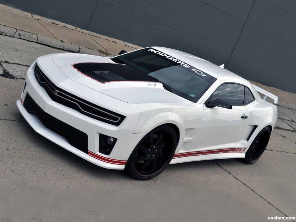 Foto 0 de Chevrolet Camaro ZL1 by Freedom Fighter 2012