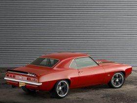 Ver foto 2 de Chevrolet Camaro by Reggie Jackson 1969
