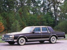 Ver foto 7 de Chevrolet Caprice Brougham LS 1987