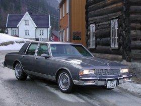 Ver foto 6 de Chevrolet Caprice Brougham LS 1987
