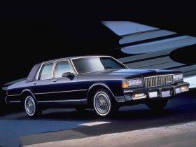 Ver foto 5 de Chevrolet Caprice Brougham LS 1987