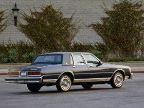Ver foto 4 de Chevrolet Caprice Brougham LS 1987