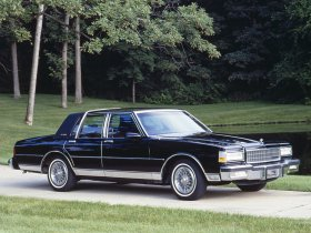Ver foto 2 de Chevrolet Caprice Brougham LS 1987