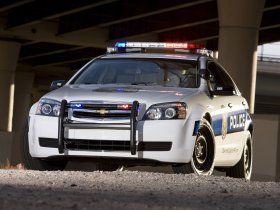 Ver foto 3 de Chevrolet Caprice PPV Police Patrol Vehicle 2010