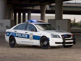 Ver foto 2 de Chevrolet Caprice PPV Police Patrol Vehicle 2010