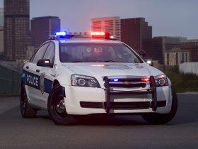 Ver foto 1 de Chevrolet Caprice PPV Police Patrol Vehicle 2010