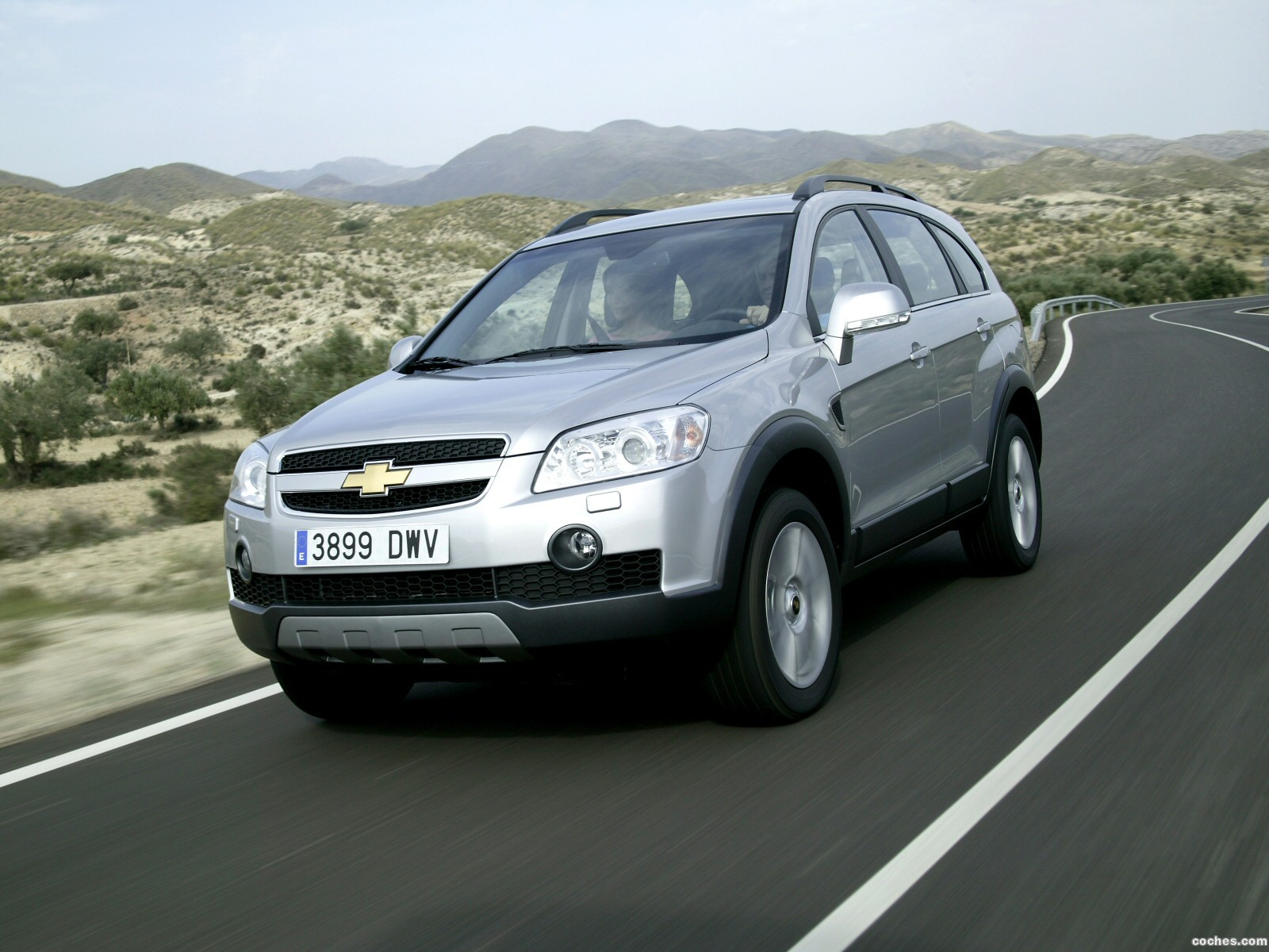 Foto 2 de Chevrolet Captiva 2006