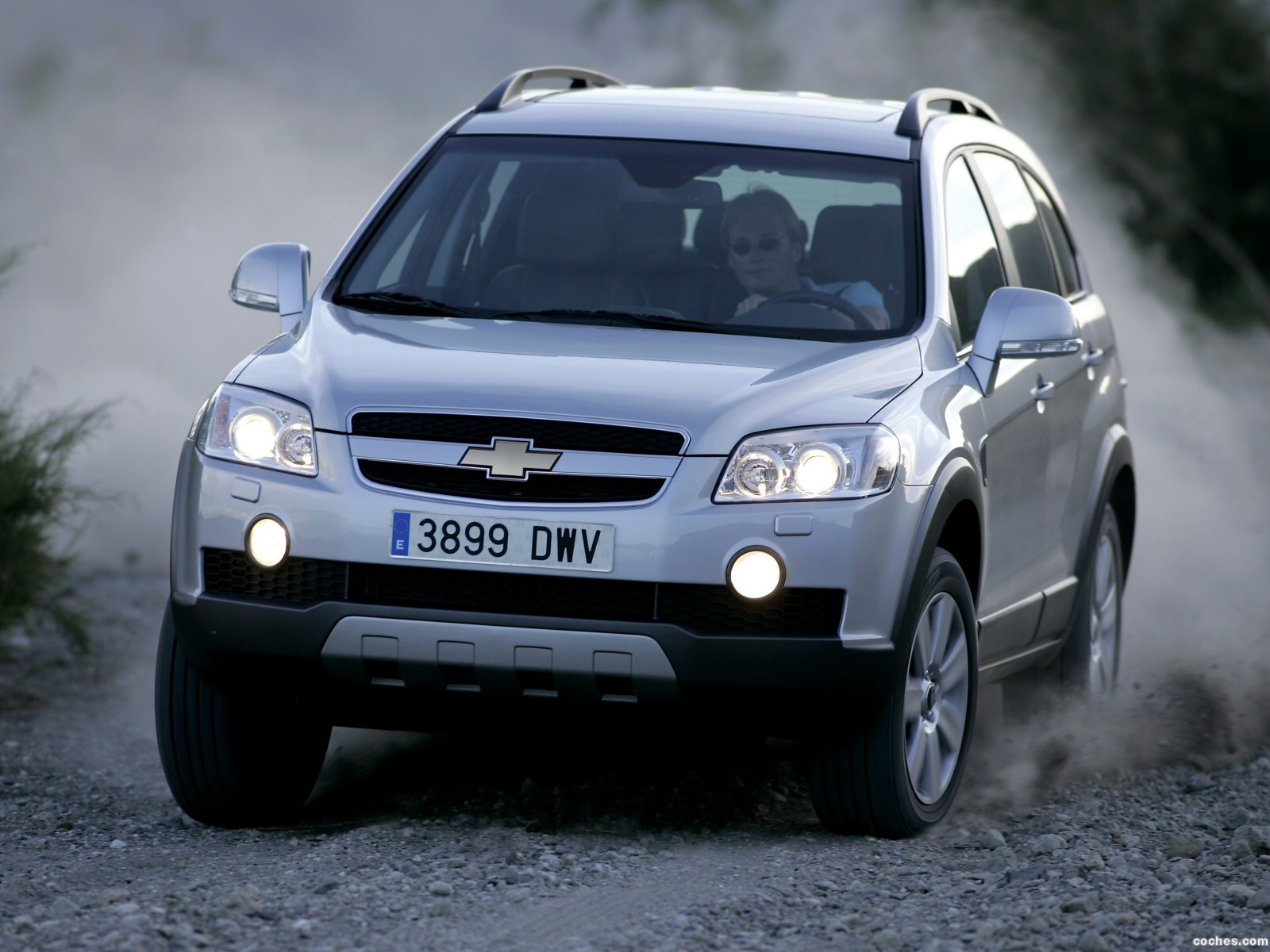 Foto 0 de Chevrolet Captiva 2006