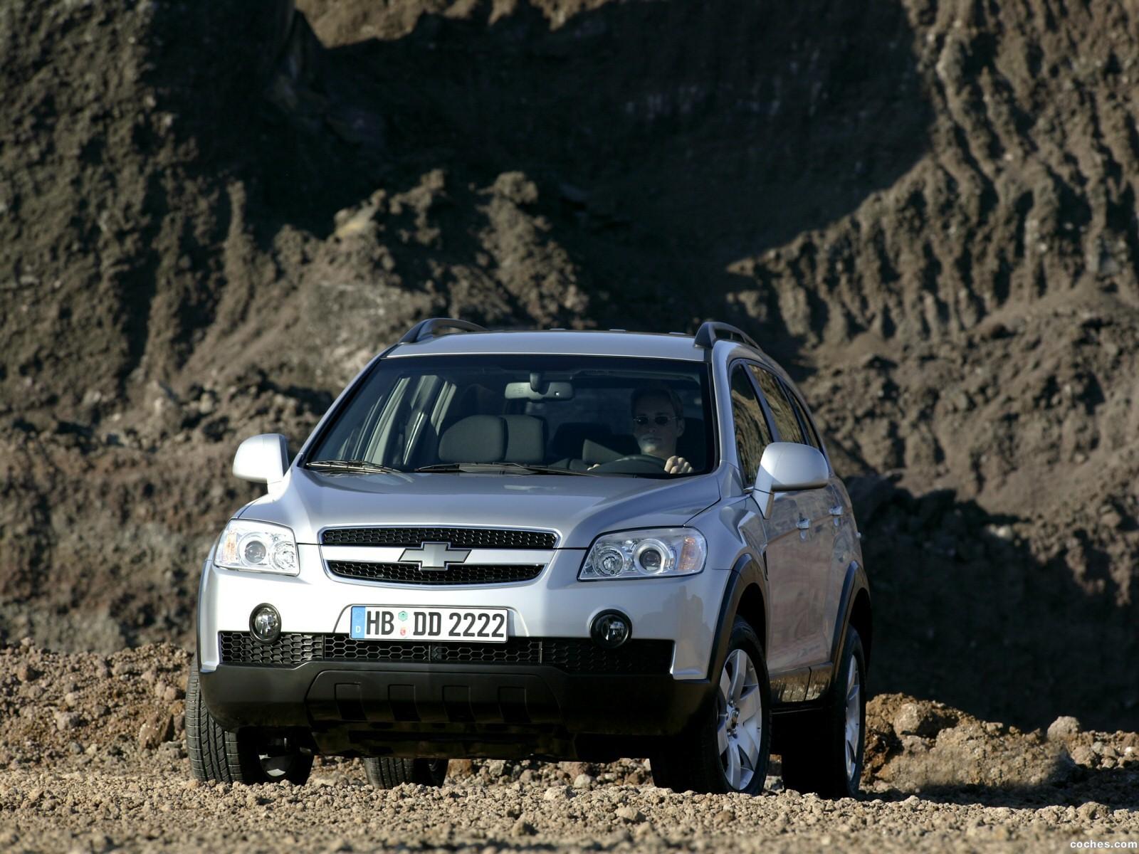 Foto 10 de Chevrolet Captiva 2006