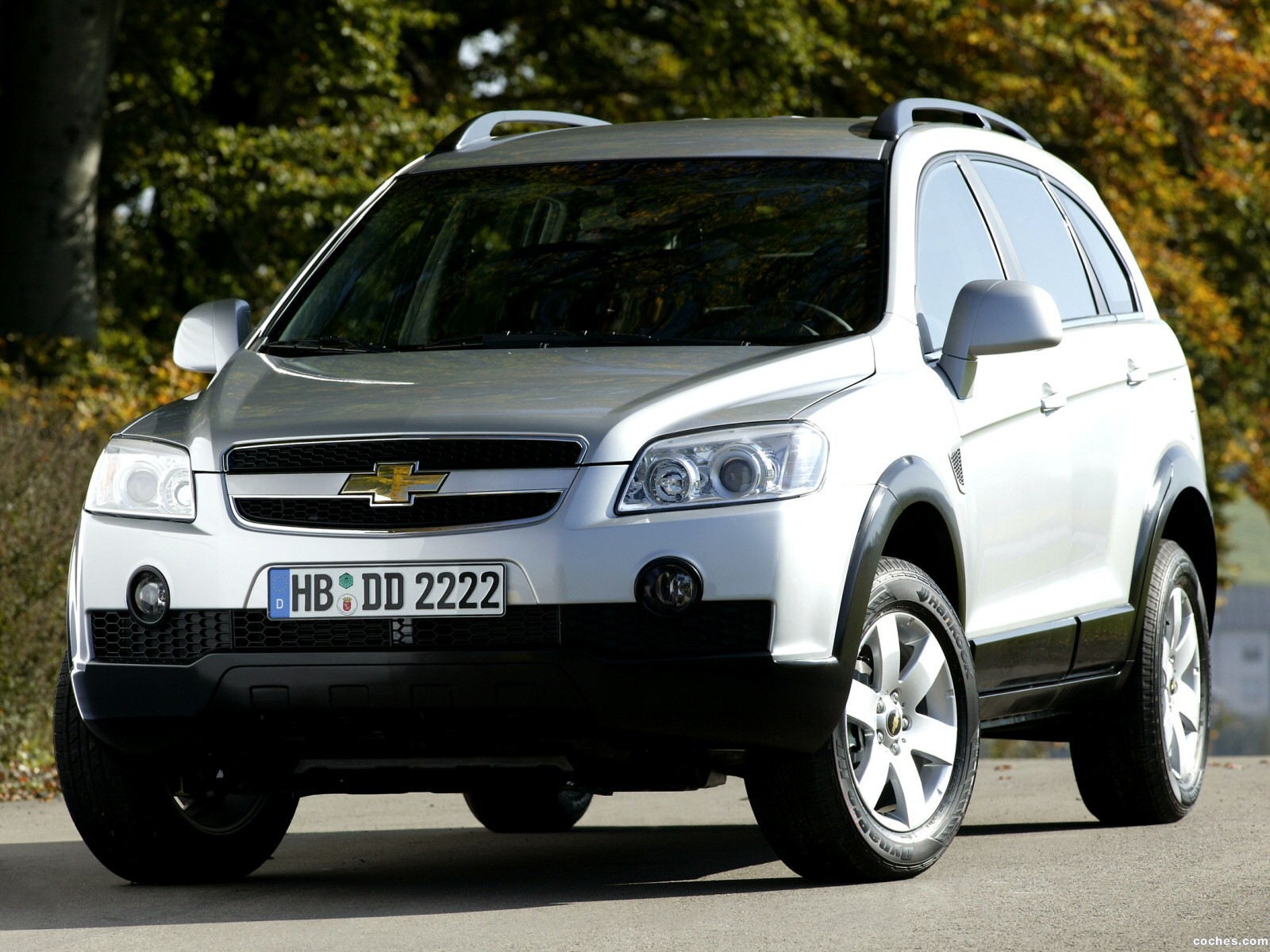 Foto 9 de Chevrolet Captiva 2006