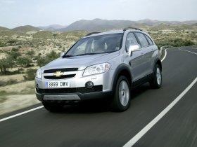 Ver foto 3 de Chevrolet Captiva 2006