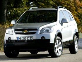 Ver foto 10 de Chevrolet Captiva 2006