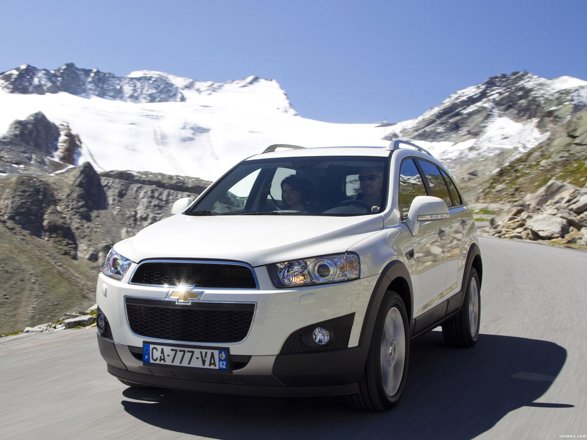 Foto 20 de Chevrolet Captiva 2010