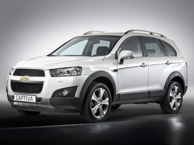Fotos de Chevrolet Captiva