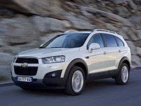 Ver foto 5 de Chevrolet Captiva 2010