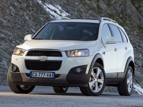 Ver foto 3 de Chevrolet Captiva 2010