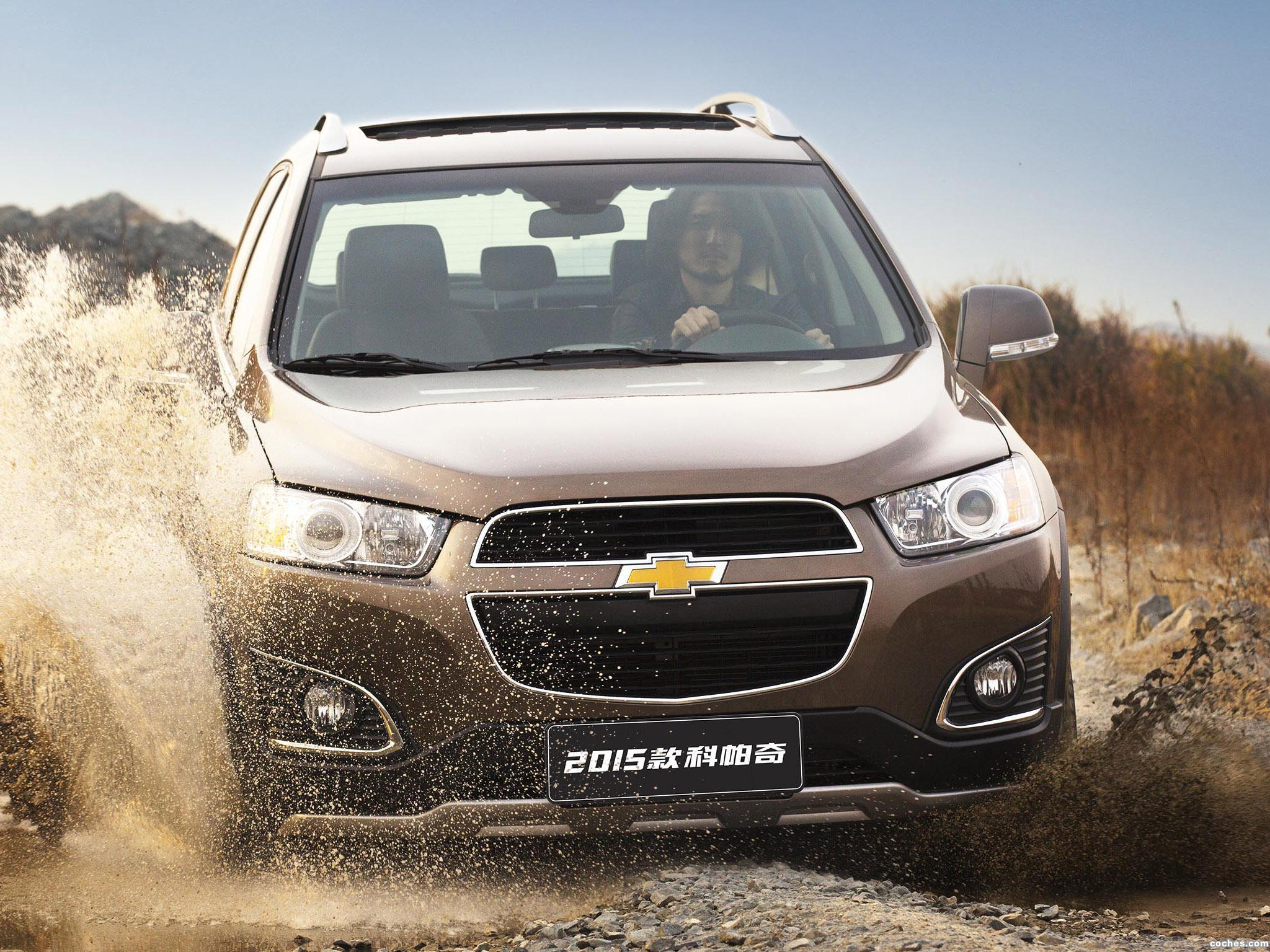 Foto 0 de Chevrolet Captiva China 2015