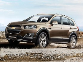 Ver foto 2 de Chevrolet Captiva China 2015