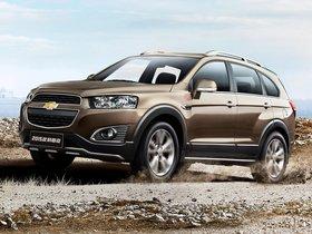 Ver foto 2 de Chevrolet Captiva China 2015